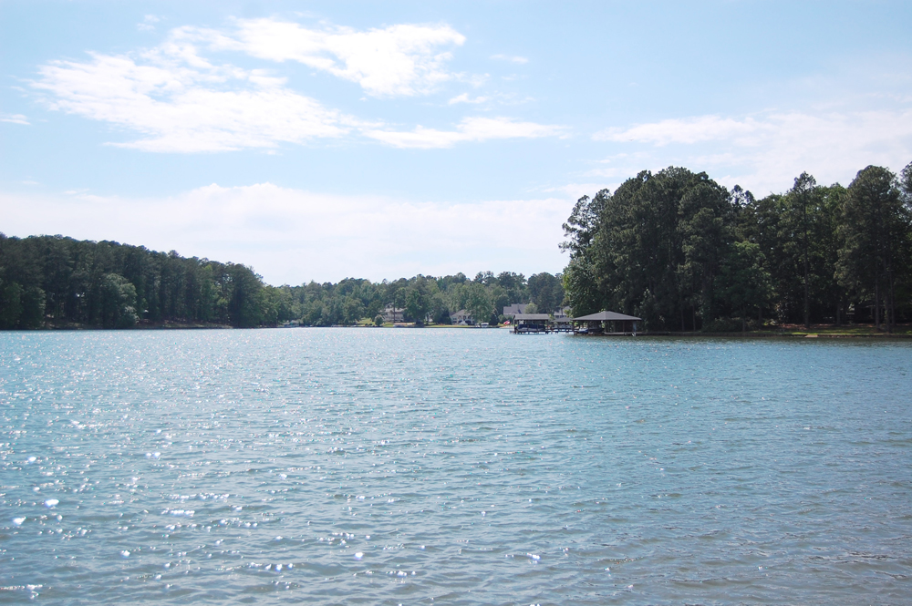 About lake country for Lake sinclair fishing